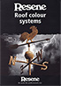 Resene  Roof Colour Systems chart