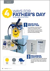 Father's day gifts to make