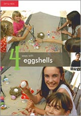 Craft ideas with eggshells