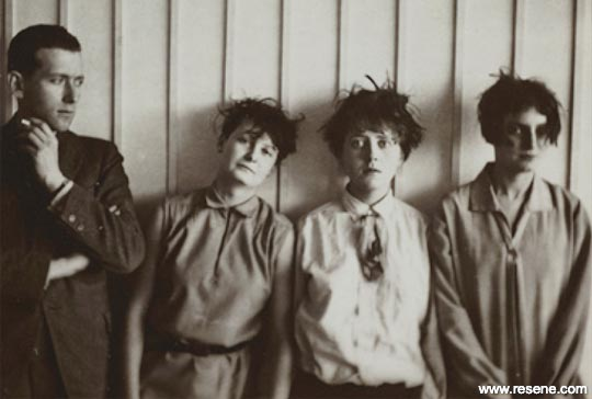 Film: The Women of the Bauhaus