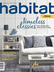 Habitat magazine projects