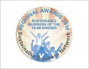 Resene won a  Sustainable Business of the Year 2010 award