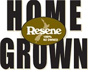 Home grown - 100% New Zealand owned